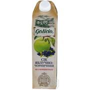 Galicia сок 1л яблочно-черничный фото