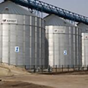 Организация приемки на элеваторах зерновых культур, элеватор фото