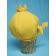 Шапочка-маска Федорино горе (самовар) фото