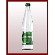 Вoдa питьeвaя нeгaзирoвaннaя «Инзeрa» (стекло) фото
