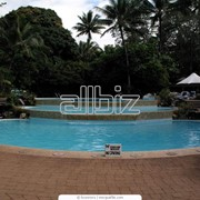 Строительство бассейнов, фото