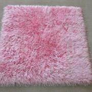 Ковер из полиэстера, ручная работа, Jungle-розовый фото
