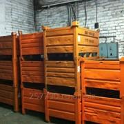 Тара промышленная складская фото