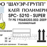 Клей этикеточный SPC-SUPER фото