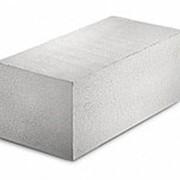 Блоки из ячеистого бетона (600х250х100 мм), 1 шт. фото