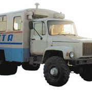 Автобус специализированный для перевозки вахтовых бригад 32422 фото