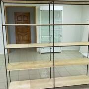 Производство металлических стеллажей для подсобного помещения, гаража и дачи фото