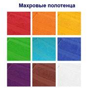 Махровое полотенце, размер 50x90, плотность 410 гр, 34 цвета фото