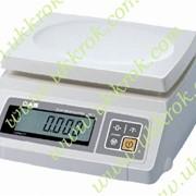 Счетные весы CAS SW-C цена фото