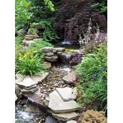 Декоративные водопады фото