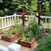 Услуги ухода за могилами на кладбищах фото