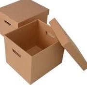 Упаковка для продуктов картонная фото