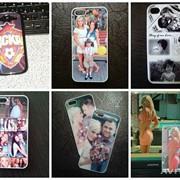 Печать фотографий на кейсах для iPhone 4\4s\5 фото