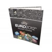 Канцтовары для офиса . Папка А4 40мм 2кольца EURO-2012 ассорти фото