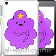 "Чехол на iPad mini 2 (Retina) Принцесса Пупырка. Adventure Time. Lumpy Space Princess v2 ""1221c-28"" фото"