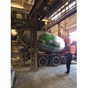 Товарный бетон. Производств, доставка. фото