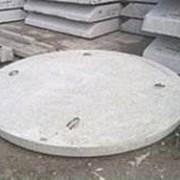 Плиты днища для канализационных колец в Бресте   фото