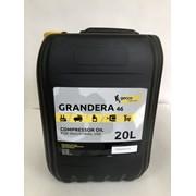 Масло компрессорное GECCO lubricants GRANDERA 46   фото