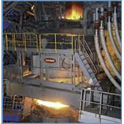 Дуговые сталеплавильные печи ДСП фото