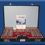 Набор пробных очковых линз малый №2(103 оптических элемента, 1 оправа) с поверкой/без поверки фото