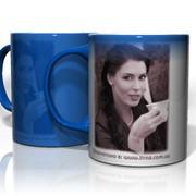 Печать фотографий на чашках в Астане фото
