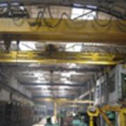 Краны мостовые электрические тип КМЭ фото