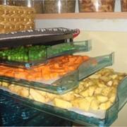 Сушеный овощи и сухофрукты фото