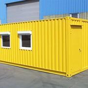 Электротехнические блок контейнеры фото