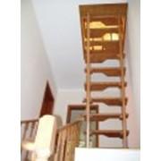 Лестницы местосберегающая фото