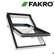 Пластиковые окна FAKRO PTP-V/GO U3 ПВХ Вентклапан V35 фото