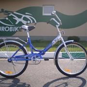 Велосипед складной Eurobike BooMer W24 фото