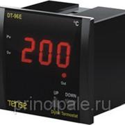 Терморегулятор (термостат) - реле контроля температуры щитовое контроль 0...600°C фото