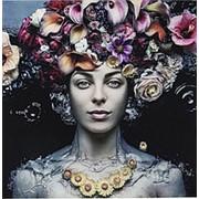 Картина Lady, коллекция Леди 120х120х4см. арт.65022 KARE фото