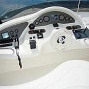 Моторная яхта Азимут 46. Princess 42. Аренда моторной яхты в Одессе. фото