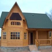 Дома срубы деревянные Яремча - цены от самого производителя фото