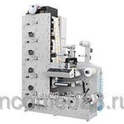 Флексографская печатная машина для этикеток логотипов ZBS-320 фото