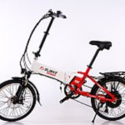 Электровелосипед Elbike Gangstar VIP фото