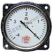 Дифманометр тягомер ДТмМП-100-М1 фото