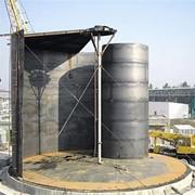 Производство вертикальных и горизонтальных резервуаров, сосудов и ёмкостей фото