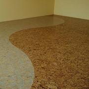 Пробковые напольные покрытия Винница, Коркові підлогові покриття Вінниця фото