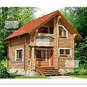 Проект гостевого дома-бани О-13 5.4х6.5 м фото