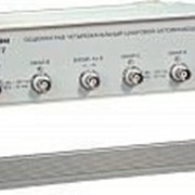 Четырехканальный USB осциллограф АСК-3117 фото