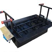 Станок для производства блоков СТ- 4 фото
