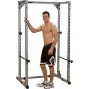Профессиональный тренажер Body Solid Боди Солид PPR200Х Арка для выполнения жимов и приседов. фото