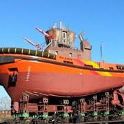 Буксирное судно с кормовым расположением винторульных колонок с поворотом на 360° Пр. 2310 фото