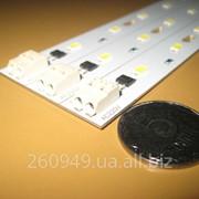 Светодиодная полоска плата панель модуль 220В 10Вт; LED PCB 220V, 10W фото