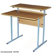 Изготовление мебели под заказ, Стол компьютерный ШК 97-20 фото
