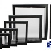 Интерьерная 3D рамка 130 Х 130 для коллекционного материала - SAFE фото