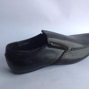 Туфли мужские Kunchi B 9613-2 black фото