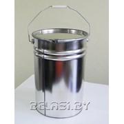Евроведро (ведро коническое) 20 литров фото